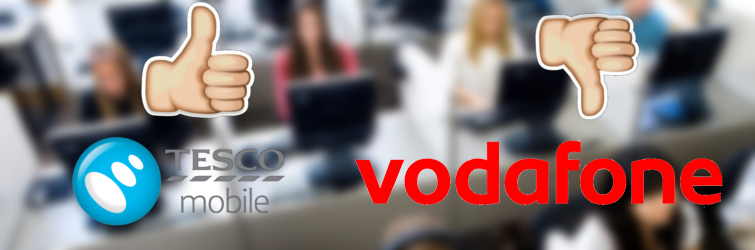 Ofcom: Tesco Mobile best for customer complaints but Vodafone loses out