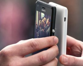 Sony invent way to steal battery from nearby phones
