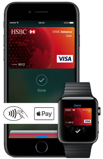 Apple Pay up 300% as £30 limit removed