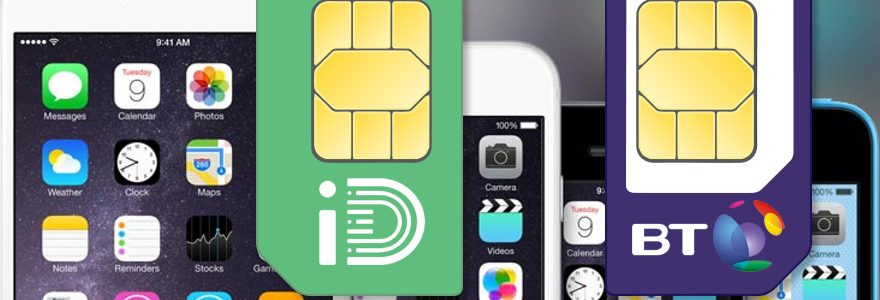 iD Mobile and BT 'biggest winners' at SIM-only