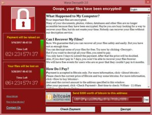 Ransomware: Protect yourself from being a victim