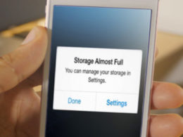 Phone storage full? Could an SD card help?