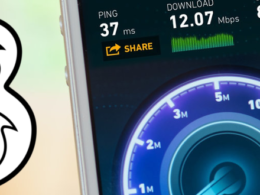 Three 4G only available 50% of the time
