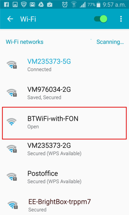 Virgin SIM-only uses strangers' routers to get public WiFi 2