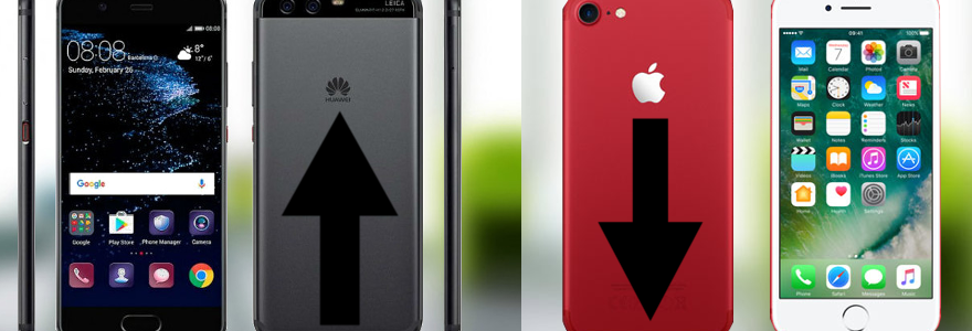 Did China's Huawei just beat Apple's smartphone sales?