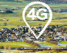 O2 push 4G mobile to 800 towns in Scotland