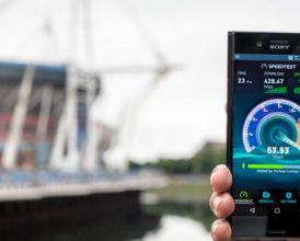 EE switch on 4G+ in Cardiff and London, claim 'fastest ever' speeds