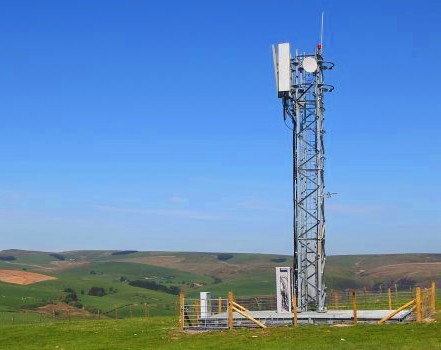 Now Staylittle, UK's 'most remote village', has O2 4G 1