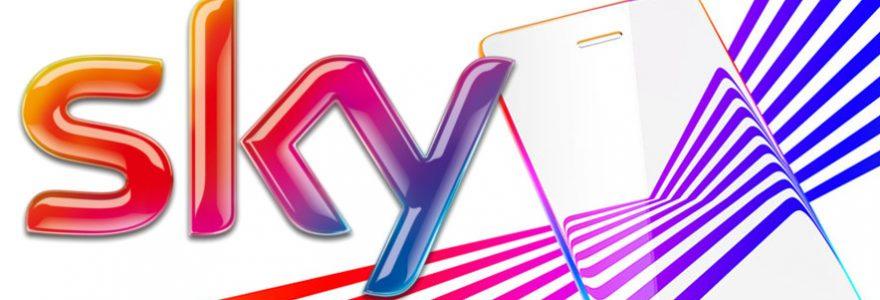 Sky Mobile crack £5/month 500MB data deal