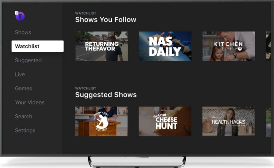 Facebook Watch is coming as Zuckerberg takes on TV 1