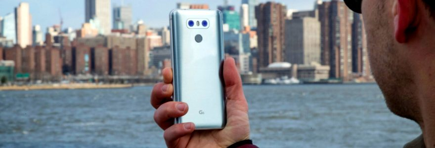 LG turn to Q in face of bombing G6 sales 1
