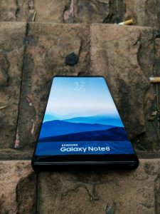 Note 8 photos leak online