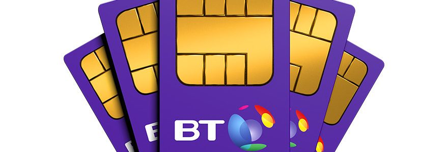 Last 24 hours: £90 gift card with BT SIM Only