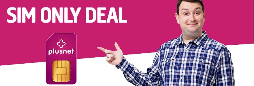 Plusnet deals: 4GB SIM cut to £9 2