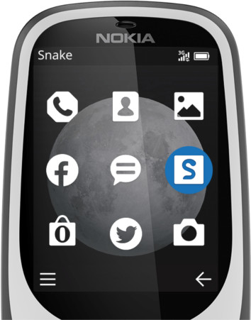 Back to the future with the new Nokia 3310 3G 2