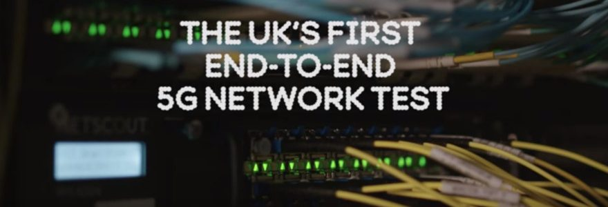 EE hit 2.8Gbps in first 5G mobile broadband test