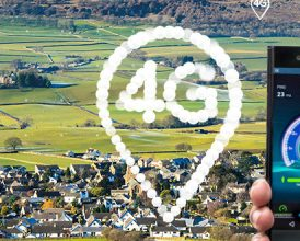 Which networks offer 4G calling?