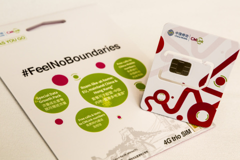 World's biggest network China Mobile launches UK SIMO brand CMLink 1