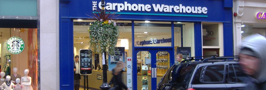 Carphone Warehouse hit with £400k fine over 2015 hack