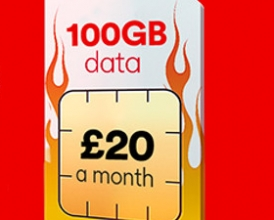 Huge Virgin SIM Only deals: 100GB for £20