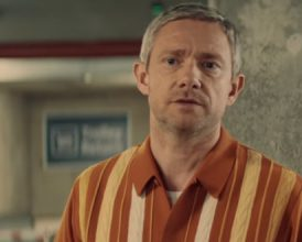 Martin Freeman Vodafone ad escapes ban despite EE protest
