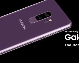Samsung S9 unveiled at MWC with super slow-mo to smash iPhone X