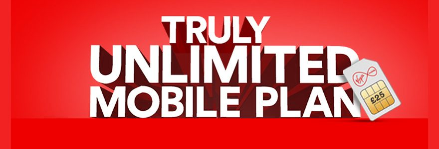Virgin's new Truly Unlimited data deal is gunning for Giffgaff, Three