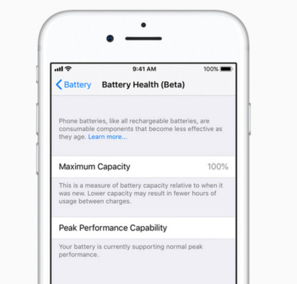 Apple launch iOS 11.3 with privacy in wake of Facebook scandal 2