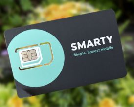 SMARTY SIM Only joins SIMOnlydeals.co.uk