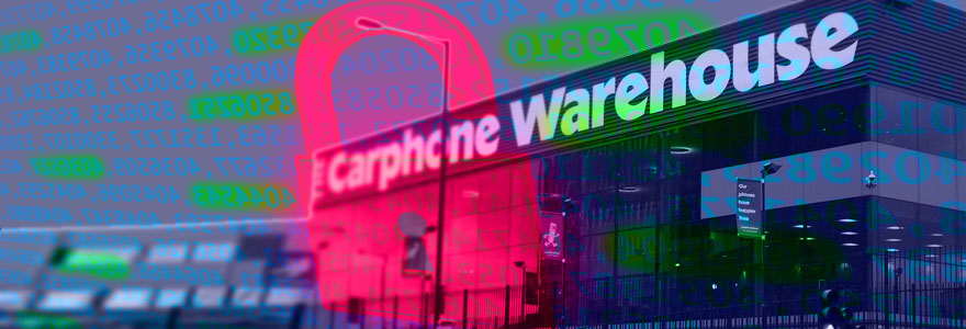 Millions of Carphone customers compromised over data breach