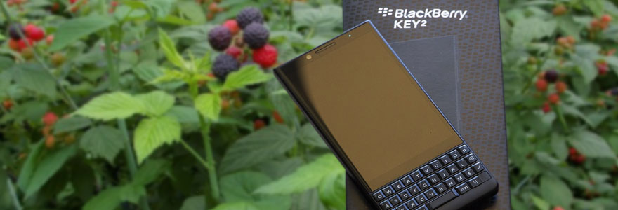 Should I consider the new BlackBerry Key2?
