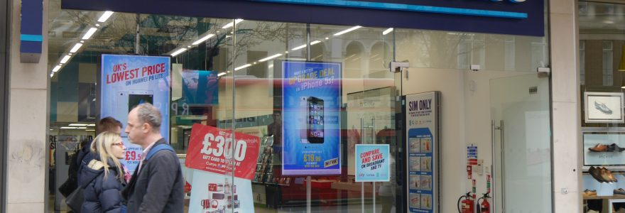 Why we should mourn the downfall of Carphone Warehouse 1