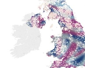 How much of the UK do mobile networks cover?