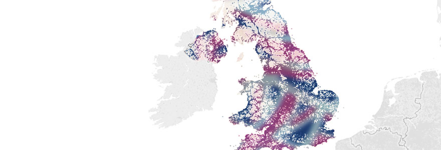 How much of the UK do mobile networks cover? 1