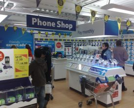 Brits getting canny when it comes to buying phones
