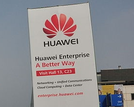 Huawei claims #2 phone maker spot ahead of Apple