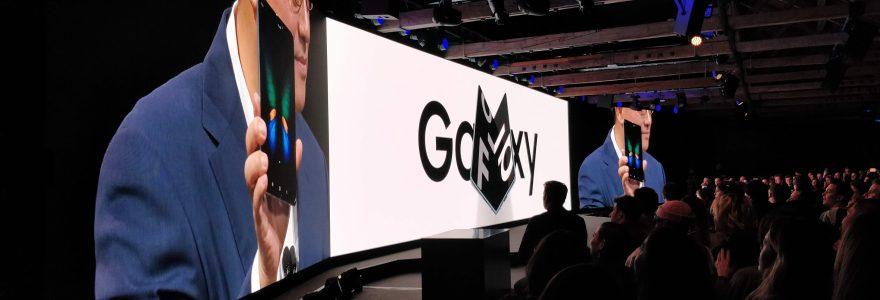 Samsung delays launch of Galaxy Fold, again