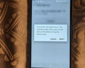How to perform a full factory reset on Android handsets